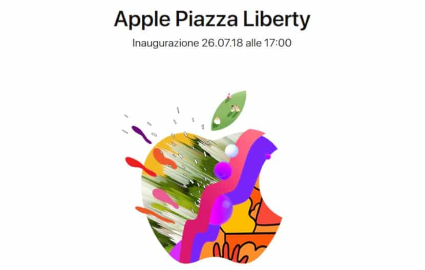 Apple abrirá el 26 de julio una nueva Apple Store en Milán con un diseño exclusivo