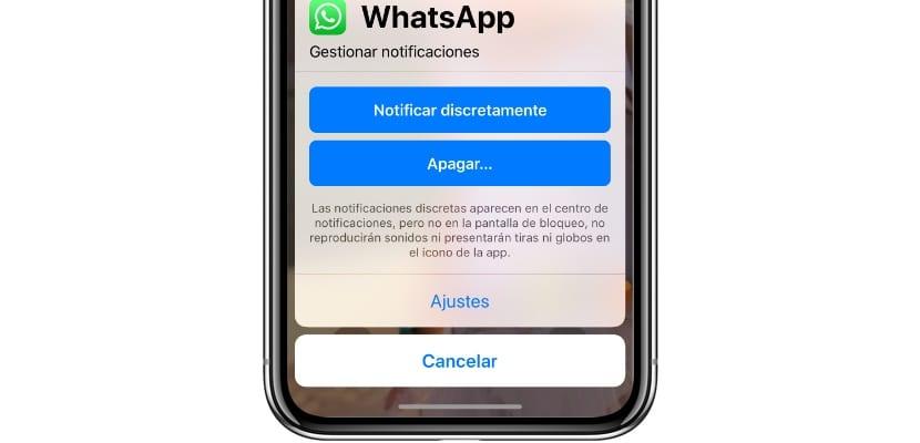 Cómo gestionar las notificaciones agrupadas de iOS 12