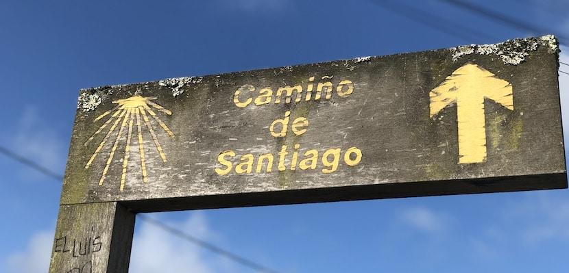 Haz el Camino de Santiago con tu iPhone y Wikiloc