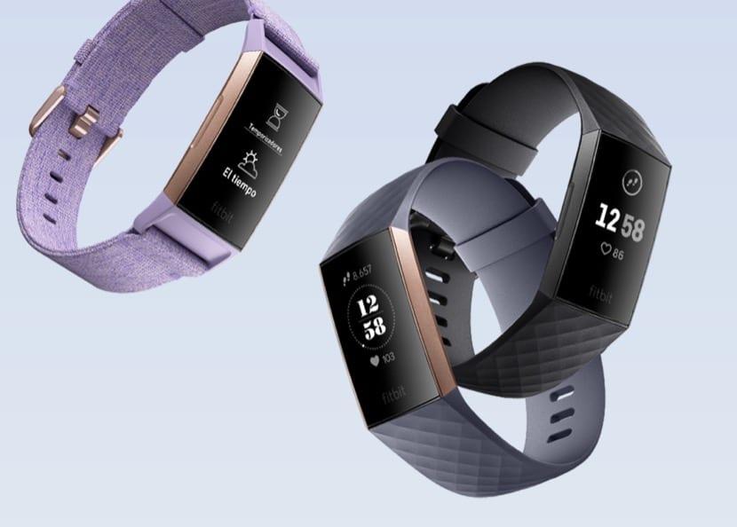 039b7eedd4b5 Fitbit acaba de presentar la pulsera de actividad Charge 3