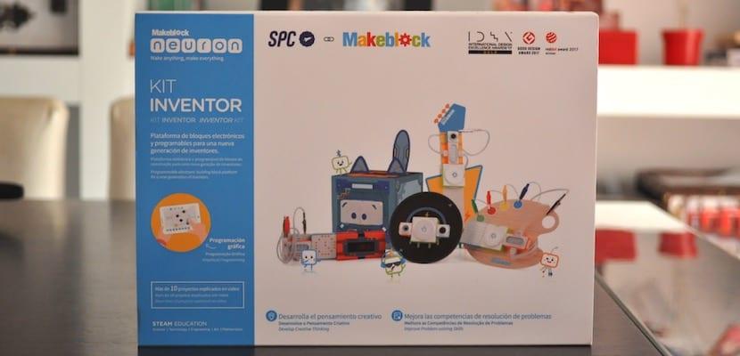 SPC-Makeblock Neuron Inventor Kit