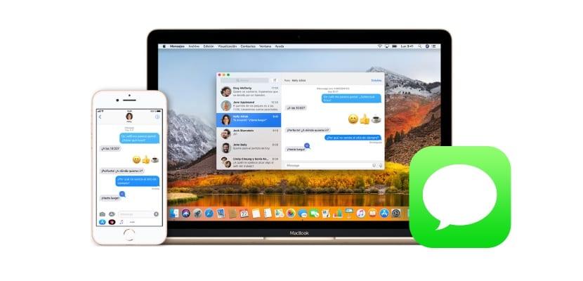 Cómo sincronizar la aplicación Mensajes de Mac, iPad y iPhone