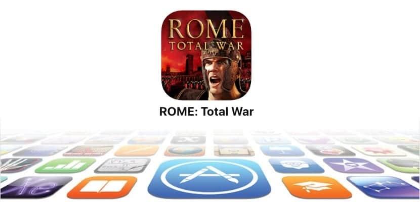 El juego de estrategia ROME: Total War llegará al iPhone ...
