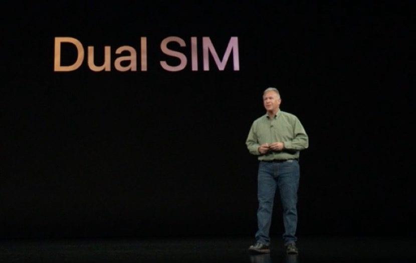 La eSIM llega a los nuevos iPhone XS, iPhone XS Max y iPhone XR para todo el mundo
