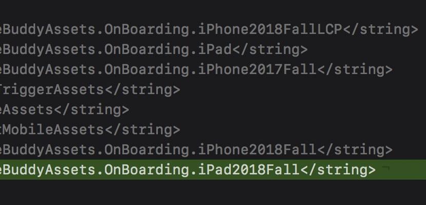iOS 12.1 deja entrever nuevos iPad Pro en los próximos meses