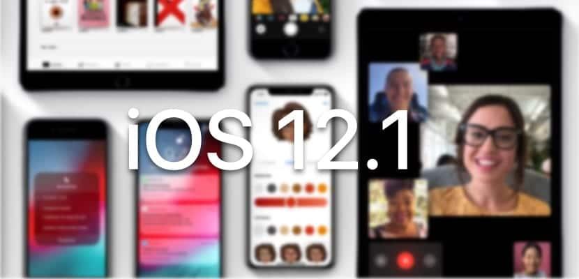 Estas son las novedades que llegarán, probablemente hoy, de la mano de iOS 12.1