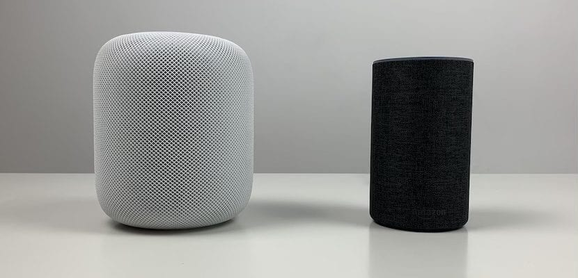 HomePod - Amazon Echo