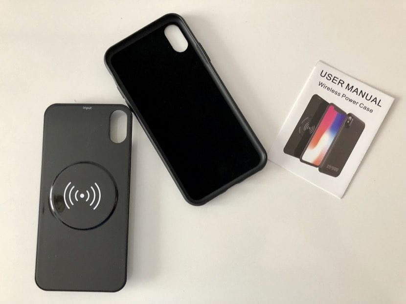 Batería wireless para iPhone X/XS de la firma Mbuynow