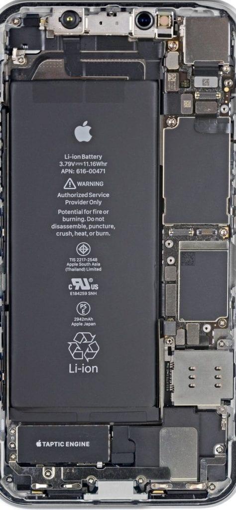 Descarga Los Wallpapers Con El Interior Del Iphone Xr Y Xs