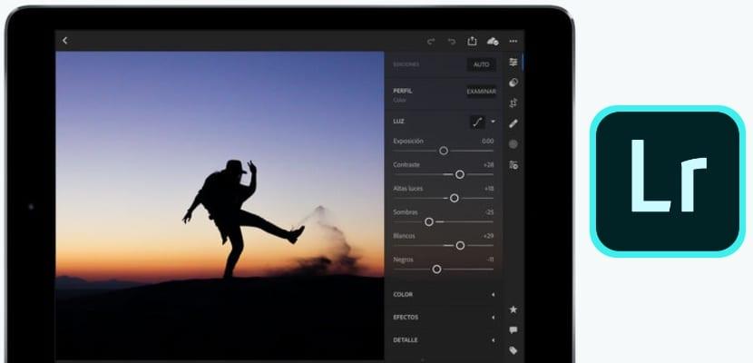 Adobe Lightroom se actualiza añadiendo soporte parad los nuevos iPad Pro, iPhone XS y XR
