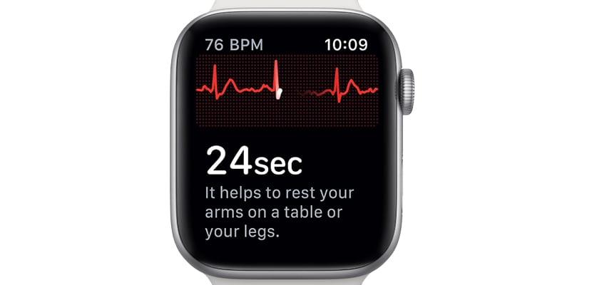 Función ECG Apple Watch