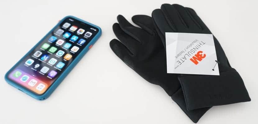 5337ca72c67 Cuando hablamos de guantes táctiles a todos se nos vienen a la cabeza esos  guantes de algodón con el pulgar y el índice de otro color para poder tocar  la ...