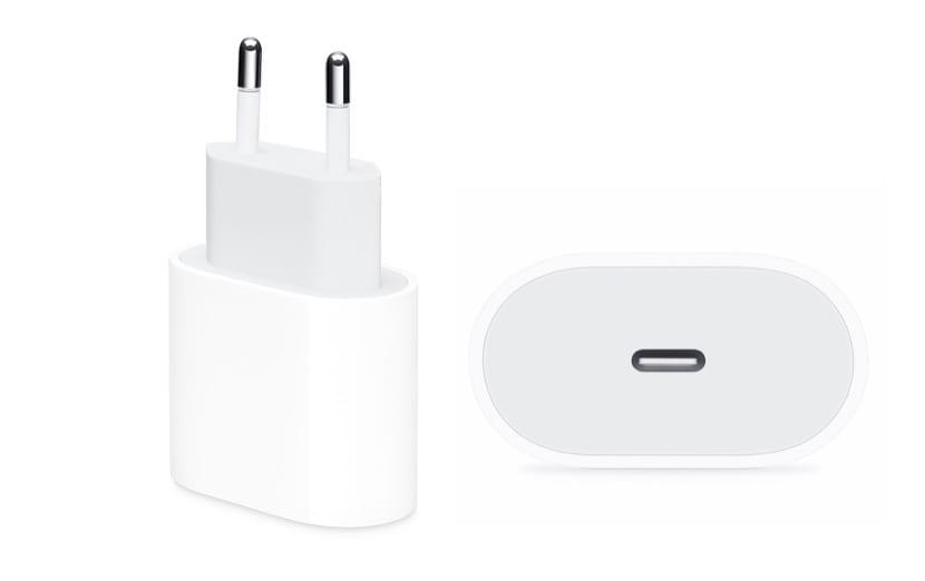 iPad Pro 18W cargador usb