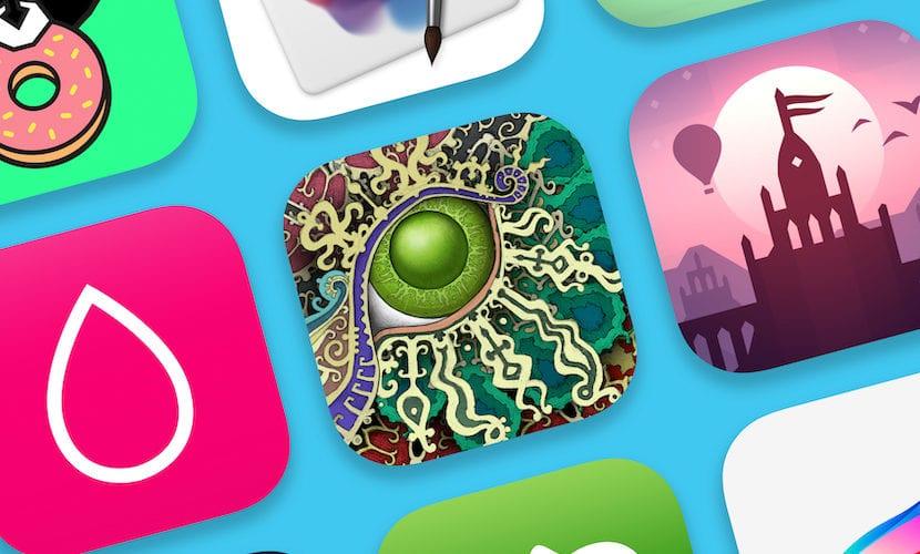 Apps de juegos en App store