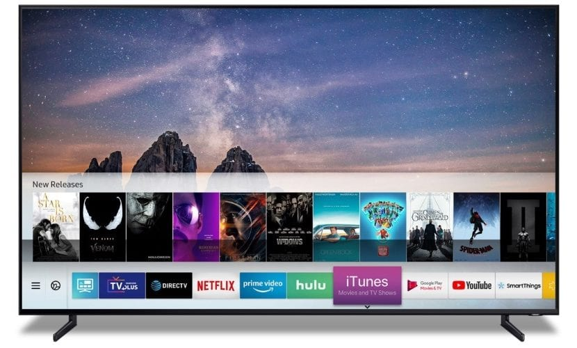 Televisores compatibles con AirPlay 2
