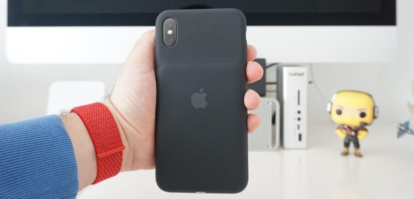 Smart Battery Case para iPhone XS Max, olvídate de los cargadores