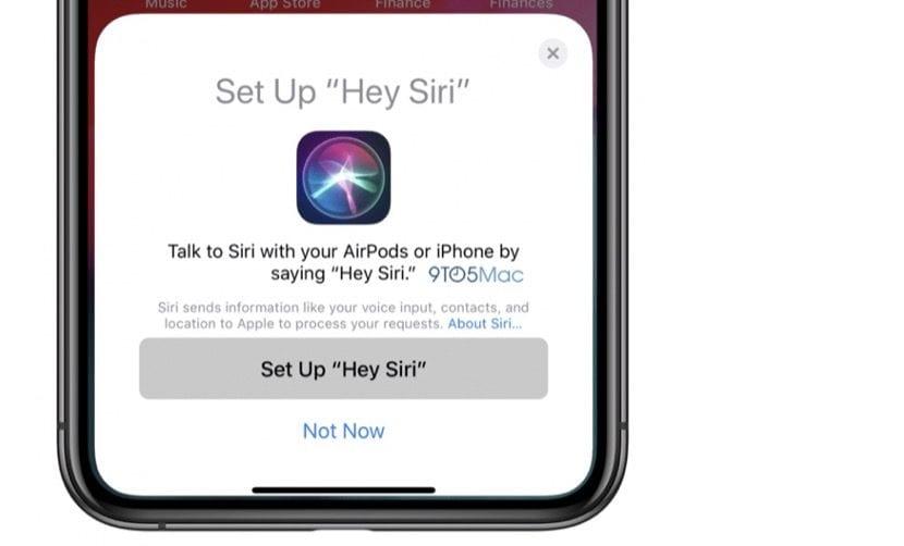 Oye Siri en AirPods 2