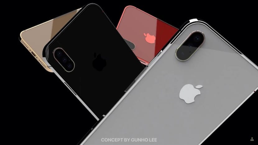 Concepto iPhone XI