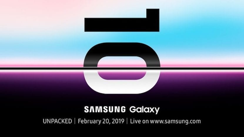 Presentación oficial Samsung Galaxy S10