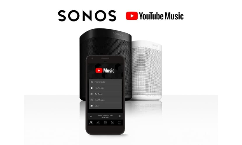 Sonos - YouTube Music