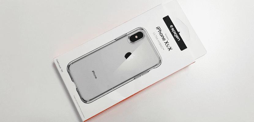 Spigen Ultra Hybrid, una funda transparente mejor y más barata que la de Apple