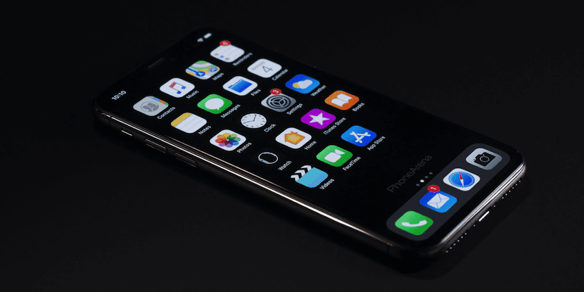 Frontal render iPhone