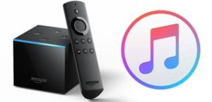 Apple Music Fire Stick