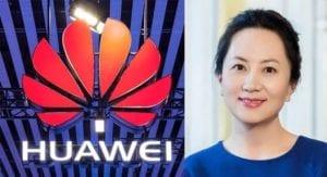 CFO Huawei