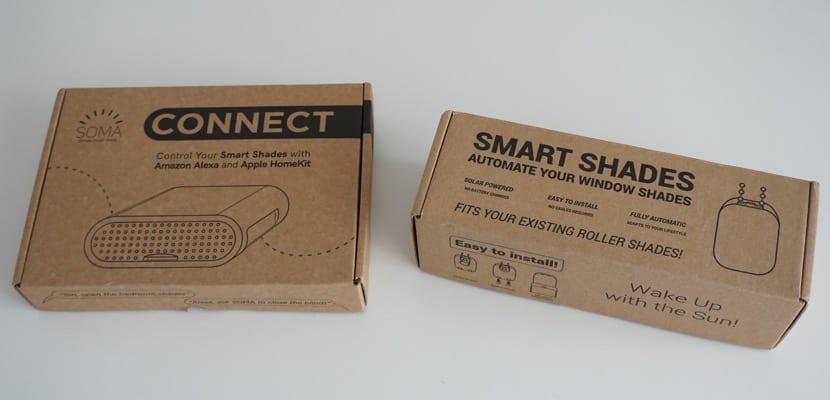 Soma Smart Shades