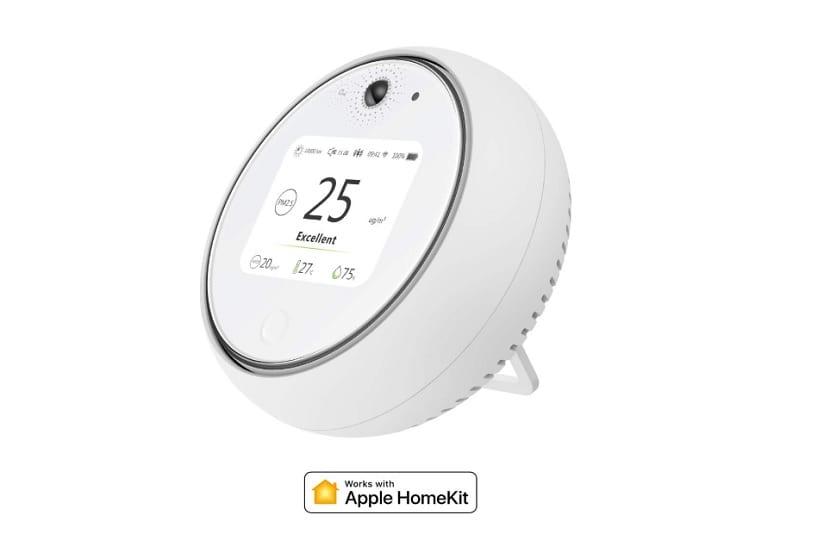 Koogeek monitor aire y temperatura
