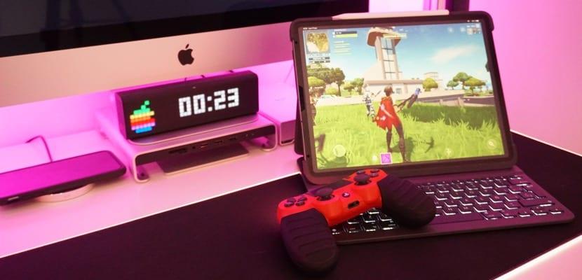 d8fb40f7397 Cómo jugar con el mando de la PS4 en tu iPad , iPhone y Apple TV