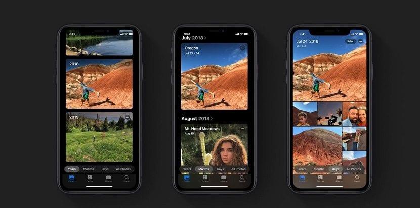 Fotos iOS 13