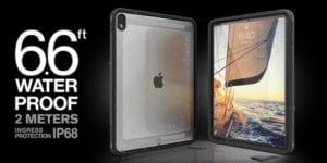 Funda iPad Pro resistente al agua