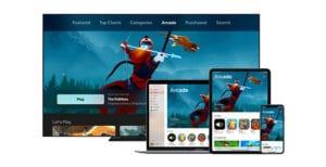 La nueva plataforma de juegos Apple Arcade