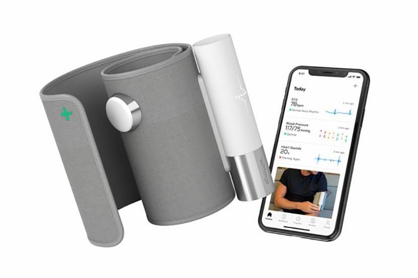 Controla tu tensión arterial desde tu iPhone