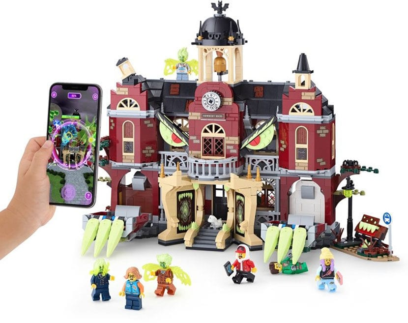 Kit de realidad aumentada de LEGO