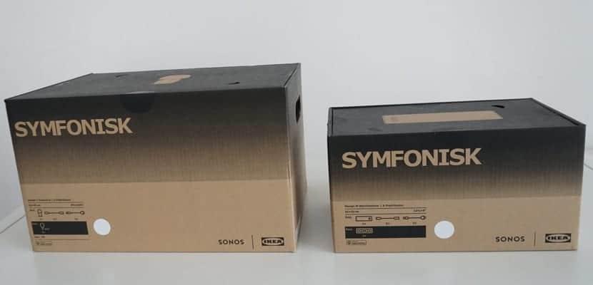 Altavoces SYMFONISK de IKEA