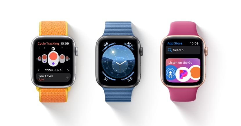 Apps WatchOS 6