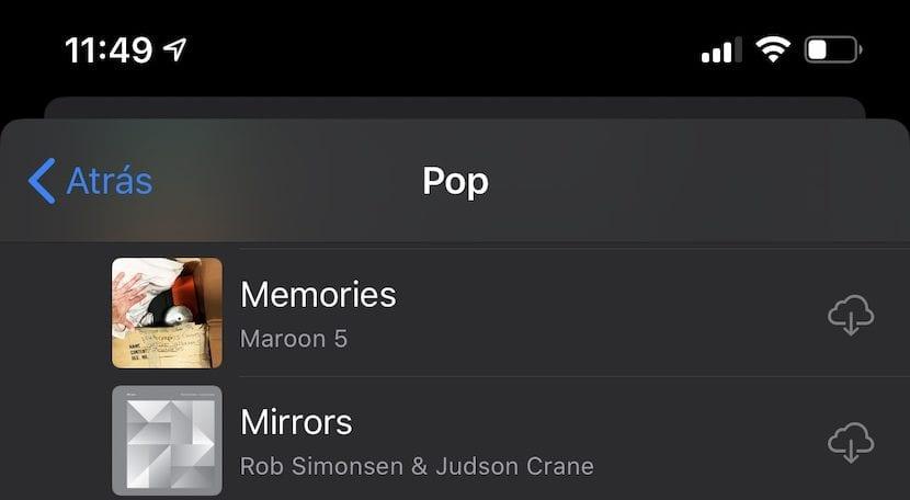 Maroon 5 - Fotos iOS 13