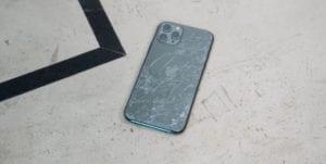 iPhone 11 roto