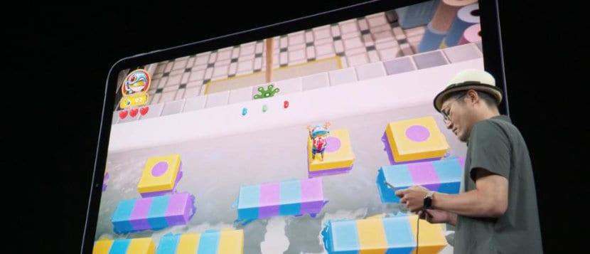 Apple Arcade en Keynote 2019