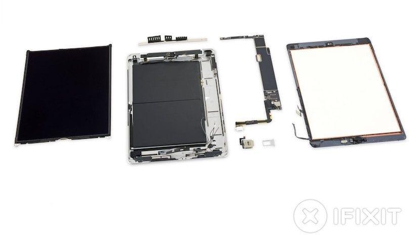 iPad 2019 iFixit