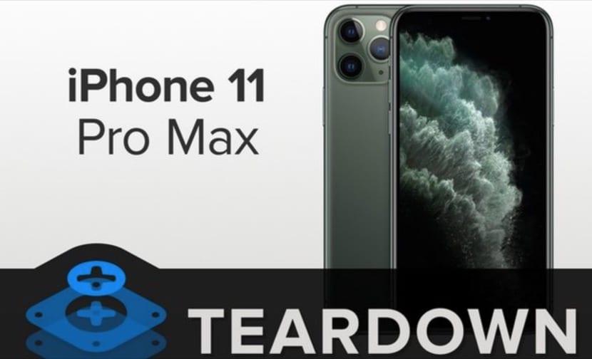 iFixit iPhone 11 Pro Max