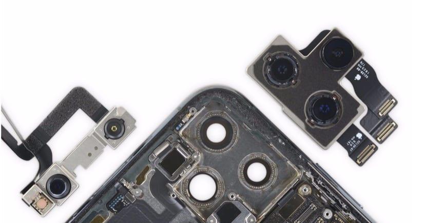 Cámara iPhone 11 Pro Max