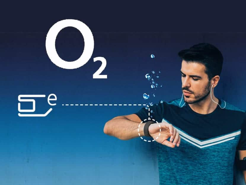 O2 Esim para Apple Watch