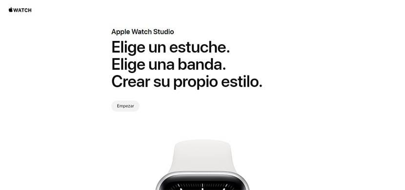 Apple Watch Studio
