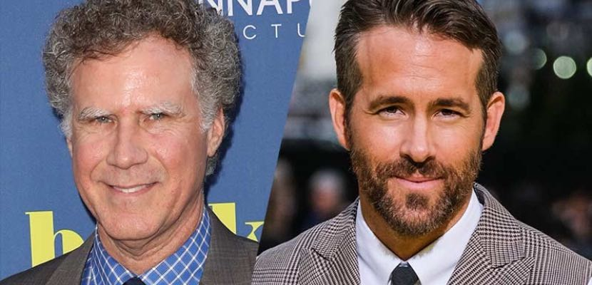 Ryan Reynolds y Will Ferrell