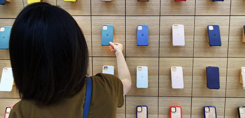 elegir funda para iphone