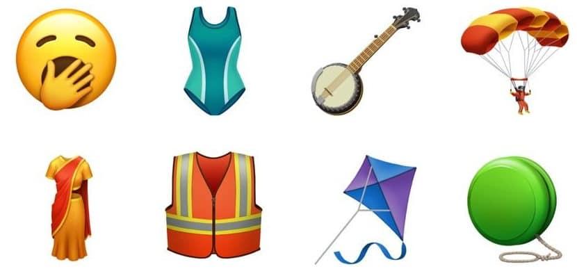 Nuevos emojis