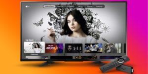 Apple TV+ en Fire Stick